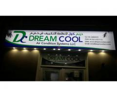 Dreamcool Air Condition Maintenance System llc