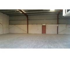 2560 sqft Warehouse available for rent at Ras Al Khor Area