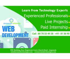 Web Design Training in Kerala