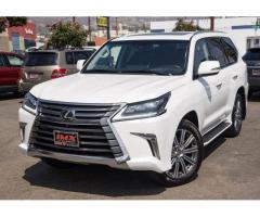 Used 2016 Lexus LX 570 4WD For Sale