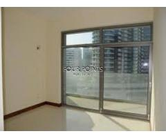 2 bed rooms, and drawing room with balcony available for rent immediately, in TWO TOWERS, TECOM