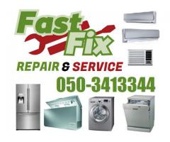 AC Fridge Service Repair Workshop 0503413344