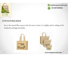 Jute Bags In India Are So Famous Among All The People