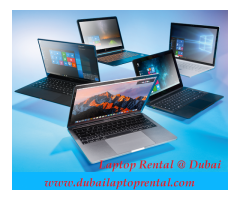 Laptop Leasing Services in Dubai