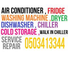 MDV - Midea - Akai - LG Ac Fridge Washer Dryer Service Repairing Fixing