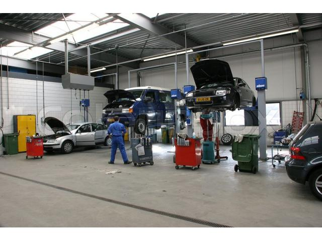Auto Garage in Al Quoz Abu Dhabi WebSouq