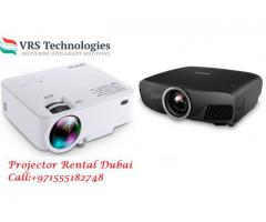 Projector Rental Dubai - High Resolution Projector Rental in Dubai,UAE