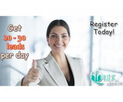 Register to get 20 to 30 loan seekers per day – QuickLoansUAE