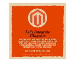Integrate Magento with Zoho Inventory