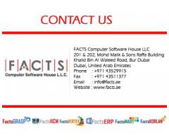 ERP Solutions and Services Company in UAE