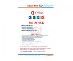 Best Ms Office Course in the Market!