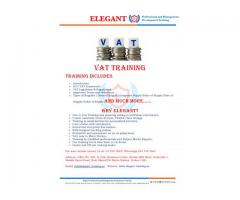Best VAT Course in the Market!
