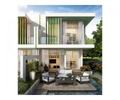 Ready Villa for sale with installment on 3 years of the developer