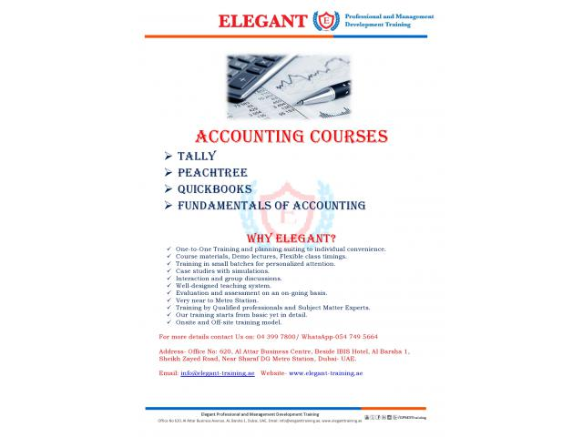 ACCOUNTING TRAINING