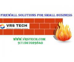 Firewall Solutions for your business