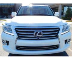 LEXUS LX 570 2014, FLAWLESS - AS GOOD AS NEW