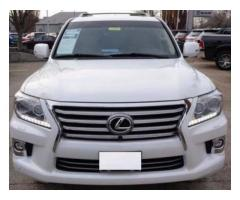 LEXUS LX 570 2015 FOR A VERY GOOD PRICE