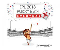IPL Predict and Win Cricket Contest | IPL Match Prediction