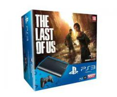 Buy Sony PlayStation 3 500GB The last of Us Bundle in UAE | dubizar