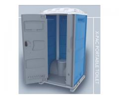 Kazema Portable Toilet With Trailer, Luxury VIP Toilet Dubai