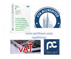SAGE 50 UK Edition | FTA Approved VAT Supporting Software - Perfonec, 043866199