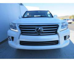 LEXUS LX SERIES 570 CAR FOR SALE