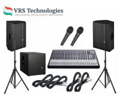 Sound System Rental Dubai - Sound and Light Rental Dubai,UAE