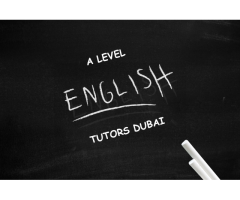 English Literature lessons by UK qualified tutor