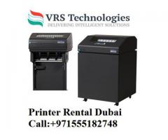 Printer Rental Dubai - Rent Printer Dubai - Printer Lease in Dubai