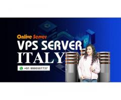 Highly secured Italy VPS hosting