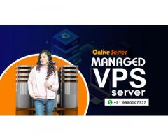 Managed VPS Server with Efficient Hosting Solutions