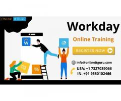 Workday online training in india   workday training
