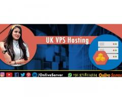 Magnificent UK VPS Server Solution with Reliability by Onlive Server