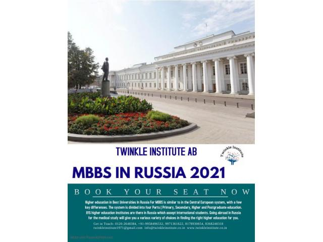 top 10 mbbs college in Russia 2021 Twinkle InstituteAB