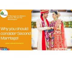 Why you should consider Second Marriage!