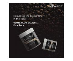 Coffee Face Pack for Skin Whitening