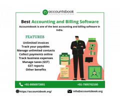 Best accounting and billing software in india