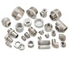 Oshwin Overseas- Supplier of SS904L Forged Fitting.
