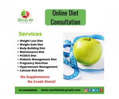 Best Nutritionist and Dietitian in Kharadi Pune- Nutritionist Prachi