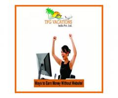 Hiring Male/Female Candidates For Online Promotion