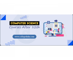 Computer Science Courses scope after 12th -College Disha